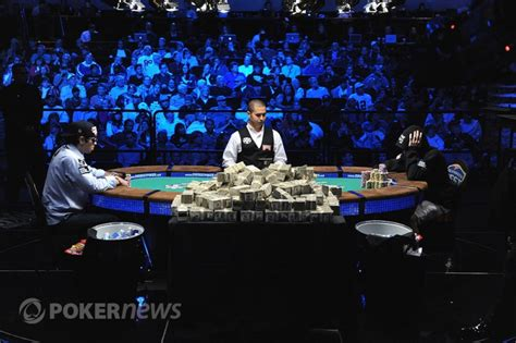 Wsop Main Event Final Table Numbers, Facts And Stats