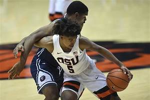 Oregon State men's basketball win streak to face ...