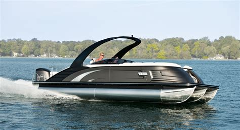 Tritoon Boat Rough Water by How To Handle A Pontoon Boat Boats