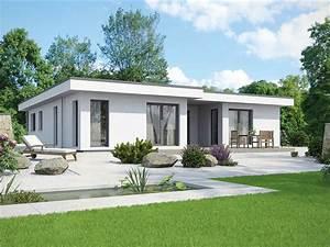 Haus Bungalow Modern : fertighaus bungalow at 129 vario haus fertigteilh user ~ Markanthonyermac.com Haus und Dekorationen