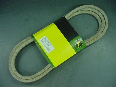 deere genuine oem mower deck belt m154294 for 42 quot deck on z trak z235 z225 ebay