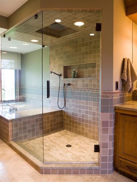 24+ Glass Shower Bathroom Designs, Decorating Ideas