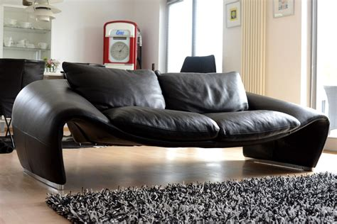 pair of seagull lounge sofas by sylvain joly room of
