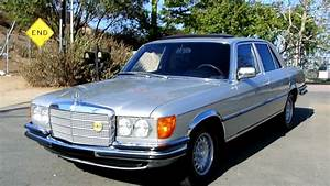 1979 Mercedes Benz 350SE W116 EURO Model Bumpers Import ...