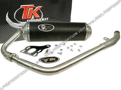 exhaust turbokit tk road for yamaha wr 125cc 4t from 2009