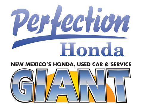Perfection Honda Albuquerque