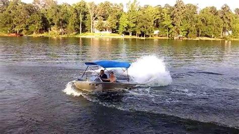 Mini Jet Boat Videos by Mini Jet Boat Donut Slo Mo Youtube