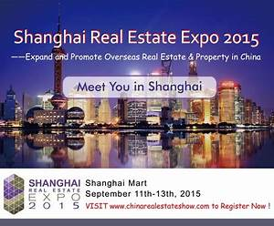 Shanghai Real Estate Expo to welcome guests in September