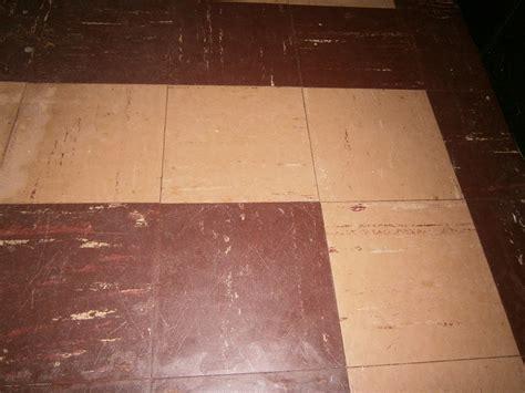 how to properly remove asbestos floor tile floor matttroy