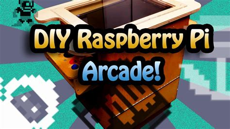 weekend hacker make an arcade cabinet raspberry pi