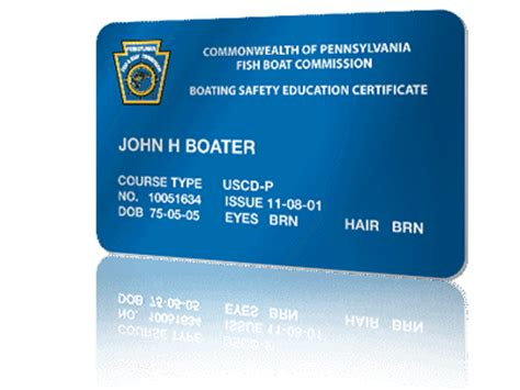 Online Boating License by Get Your Pennsylvania Boating License Online Boaterexam 174