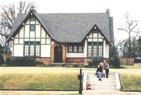 1927 goodrich revival cottage william a 1927 tudor revival in texarkana arkansas oldhouses