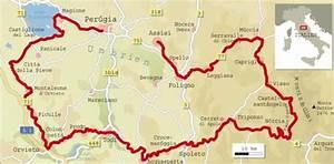 Italienische Schweiz Karte : italien spezial umbrien info karte tourenfahrer online ~ Markanthonyermac.com Haus und Dekorationen
