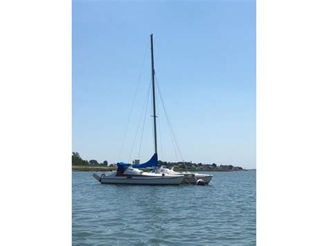 Catamaran For Sale Massachusetts by 1985 Seawind 24 Sailboat For Sale In Massachusetts