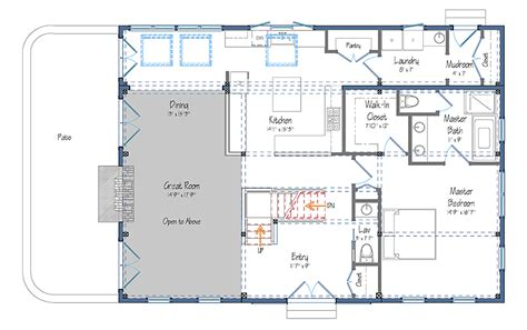 ranch styles pole barn home barn style house floor plans