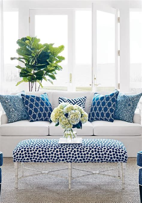 south shore decorating blue white rooms and affordable blue white furniture
