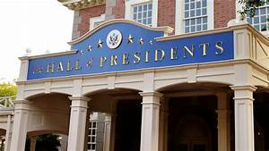 Latest on Enhancements to The Hall of Presidents at Magic ...