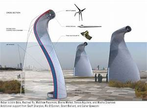 Artistic Turbines : Artocos Singing Wind Towers