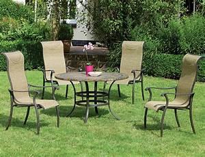 Gartenmöbel Aus Italien : hartman gartenm bel set 6 tlg palermo bronze alugu art jardin ~ Markanthonyermac.com Haus und Dekorationen
