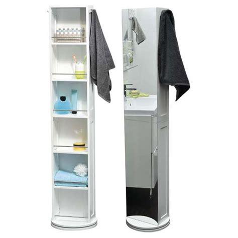 meuble colonne salle de bain pivotant colonne eminza