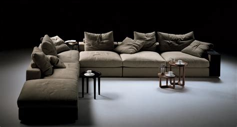 living room ideas with groundpiece sofa from flexform