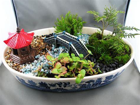 Making A Miniature Gardenspace Gardening  Space Gardening