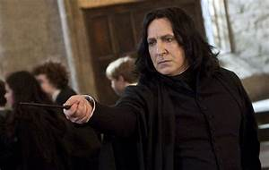 Severus Snape Actor Alan Rickman Dead At 69 | Gephardt Daily