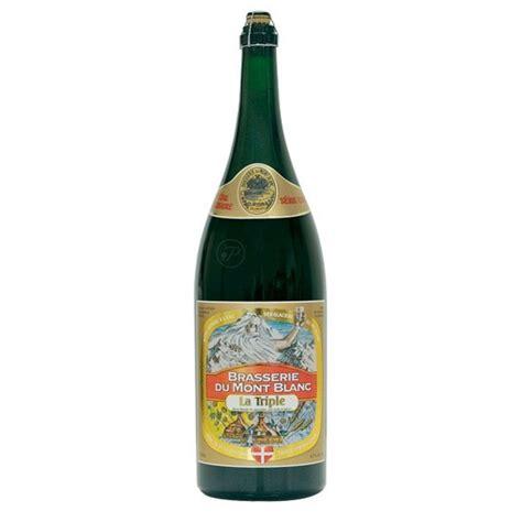 jeroboam biere du mont blanc