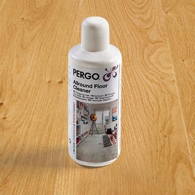 cleaning for laminate flooring pergo