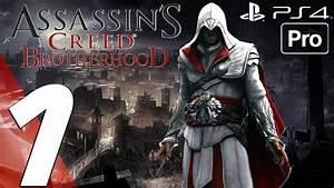 Assassin's Creed Brotherhood Remastered - Gameplay ...