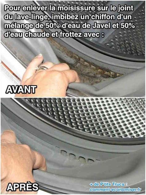 l astuce pour enlever facilement la moisissure dans la machine 224 laver