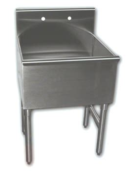 utility sink with drainboard freestanding befon for