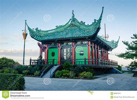 Chinesischer Tee Haus Newport, Rhode Island