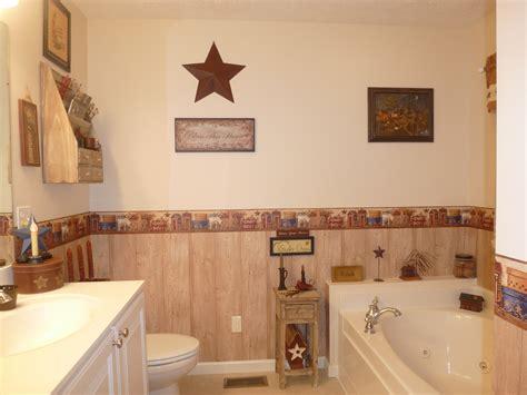 primitive bathroom decor realie org
