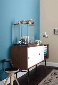 Einrichten Mit Farben : wohnen mit farben wandfarbe rot blau gr n und grau sch ner wohnen ~ Markanthonyermac.com Haus und Dekorationen