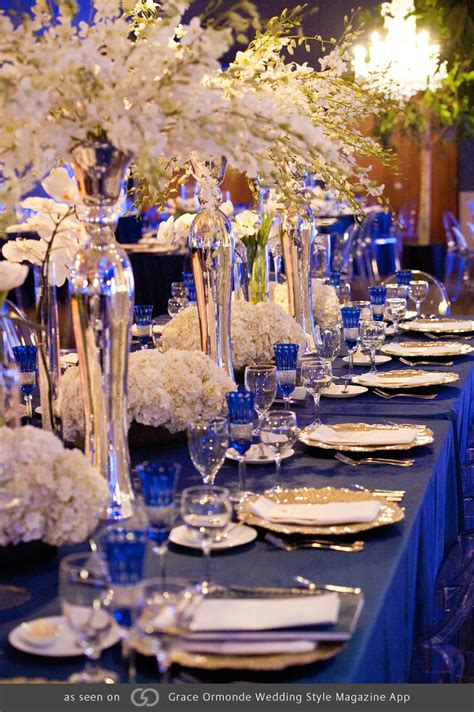 Royal Blue Tables With Pops Of Gold And Silver Featuring. Wedding Dresses Halter Neck Style. Winter Wedding Wear Stockings. Flowy Wedding Dresses Lace. Sweetheart Wedding Dress With Necklace. Casual Beach Wedding Dresses Under $100. What Is Sheath Wedding Dresses. Cheap Wedding Dresses United States. Bohemian Wedding Dress Vintage