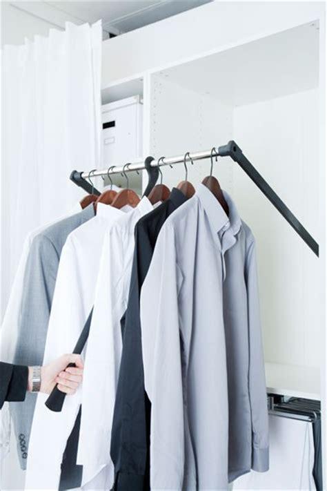 accessoires de rangement penderie relevable quot lift quot fabrique en italie en promo jusqu 180 au 21