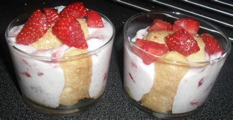 petit dessert fa 231 on aux fraises les d 233 lices d