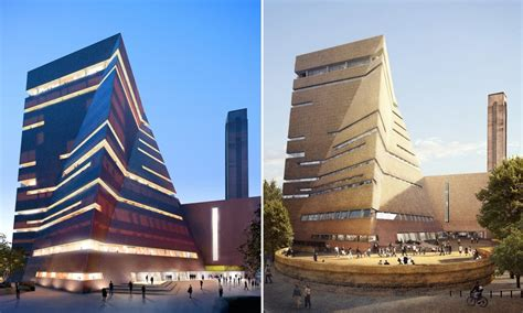 tate modern extension to open in june 2016 design collective