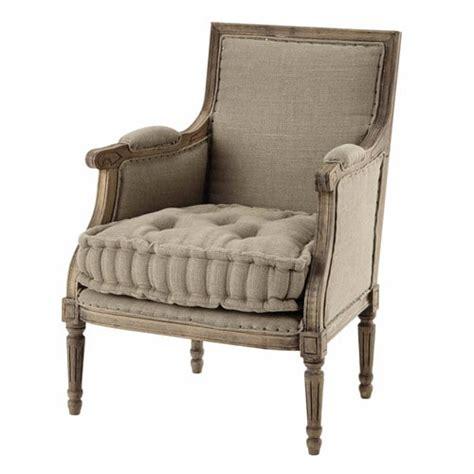 fauteuil en casanova fauteuil maisons du monde ventes pas cher