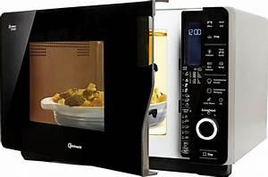 Mikrowelle Grill Rezepte : bauknecht mikrowelle mw 427 sl 900 w mit grill otto ~ Markanthonyermac.com Haus und Dekorationen