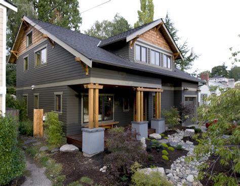 Artalejolacas Residence  Craftsman  Exterior  Seattle