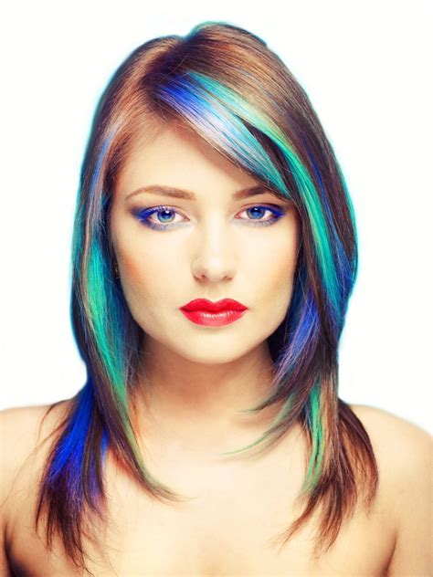 Enem Temporary Hair Color Chalk Hair Dye Salon Grade Non