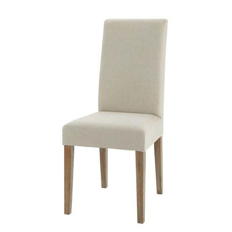 chaise en et ch 234 ne l 233 onie maisons du monde