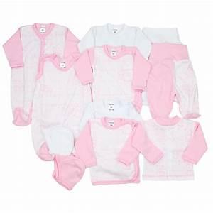 Baby Erstausstattung Set : babykleidung 11 tlg baby erstausstattung set babybekleidung babymode ebay ~ Markanthonyermac.com Haus und Dekorationen