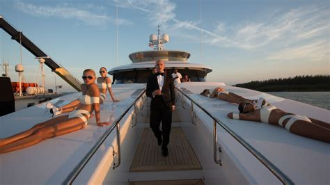 Yacht Boat Music by Rapper And Songwriter Pitbull Aboard Arianna Yacht