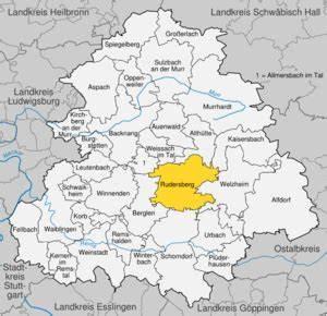 Vorwahl Stuttgart Vaihingen : rudersberg wikipedia ~ Markanthonyermac.com Haus und Dekorationen