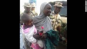 Missing Chibok schoolgirl found with baby, Nigerian army ...