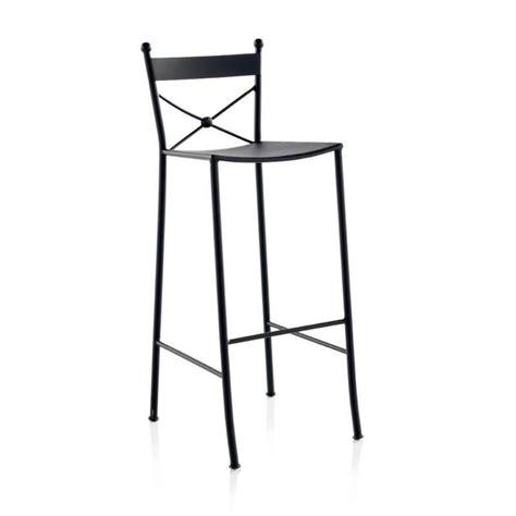 tabouret de bar en fer forg 233 4 pieds tables chaises et tabourets