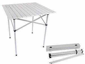 Gartentisch Klappbar Alu : alu gartentisch campingtisch klapptisch beistelltisch mit tasche neu 031 m bel24 ~ Markanthonyermac.com Haus und Dekorationen